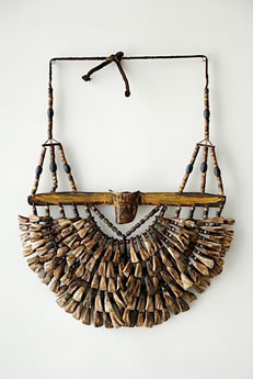 Yak Tooth Necklace